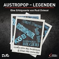 Cover  - Austropop-Legenden - Große Hits des Austropop & One Hit Wonder
