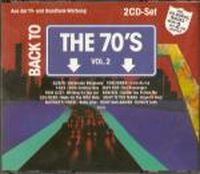 Cover  - Back To The 70's Vol. 2