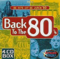 Cover  - Back To The 80's