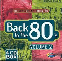 Cover  - Back To The 80's Volume 2
