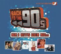 Cover  - Back To The 90s - Nr. 1 Hits der 90er