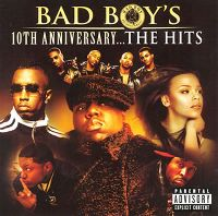 Cover  - Bad Boy Records 10th Anniversary