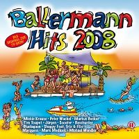 Cover  - Ballermann Hits 2008