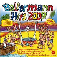 Cover  - Ballermann Hits 2009