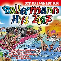 Cover  - Ballermann Hits 2017