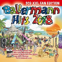 Cover  - Ballermann Hits 2018