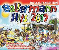 Cover  - Ballermann Hits 2019