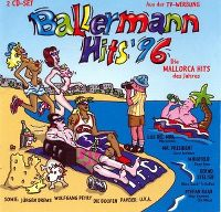Cover  - Ballermann Hits '96