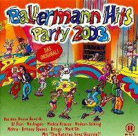 Cover  - Ballermann Hits Party 2003