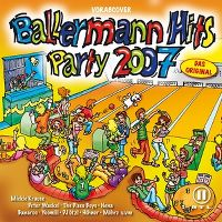 Cover  - Ballermann Hits Party 2007