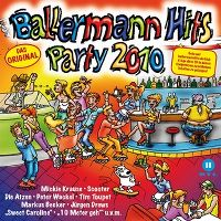 Cover  - Ballermann Hits Party 2010