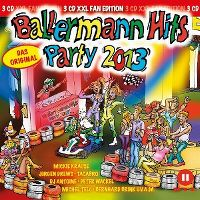 Cover  - Ballermann Hits Party 2013