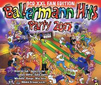 Cover  - Ballermann Hits Party 2017