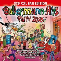 Cover  - Ballermann Hits Party 2018