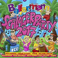 Cover  - Ballermann Schlagerparty 2017