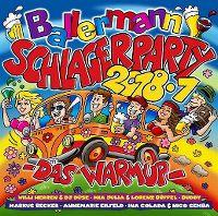 Cover  - Ballermann Schlagerparty 2018.1 - Das Warmup