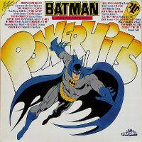 Cover  - Batman präsentiert: Powerhits