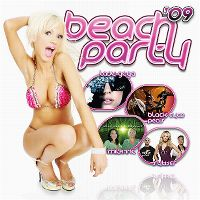 Cover  - Beach Party 2009