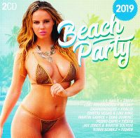 Cover  - Beach Party 2019