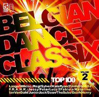 Cover  - Belgian Dance Classix Top 100 Volume 2