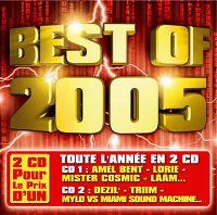 Cover  - Best Of 2005 - Toute l'année en 2 CD