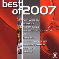 Cover  - Best Of 2007