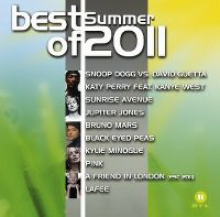 Cover  - Best Of 2011 - Summer