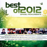 Cover  - Best Of 2012 - Spring. Frühlingshits
