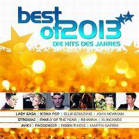 Cover  - Best Of 2013 - Die Hits des Jahres
