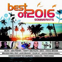 Cover  - Best Of 2016 - Sommerhits