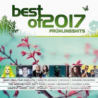 Cover  - Best Of 2017 - Frühlingshits