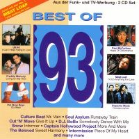 Cover  - Best Of 93