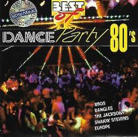 Cover  - Best Of Dance Party 80's