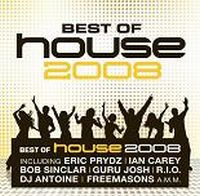 Cover  - Best Of House 2008