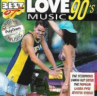 Cover  - Best Of Love Music 90's
