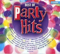 Cover  - Best Of Party Hits