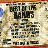 Cover  - Best Of The Bands