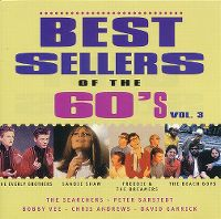 Cover  - Best Sellers Of The 60's Vol. 3