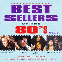 Cover  - Best Sellers Of The 80's Vol. 2