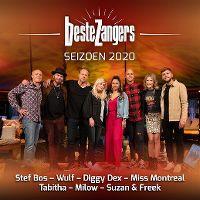 Cover  - Beste zangers seizoen 2020