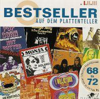 Cover  - Bestseller auf dem Plattenteller (68-72)