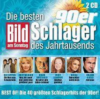 Cover  - Bild am Sonntag - Die besten 90er Schlager des Jahrtausends