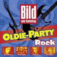 Cover  - Bild am Sonntag - Oldie-Party - Rock