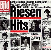 Cover  - Bild am Sonntag präsentiert: Riesen Hits