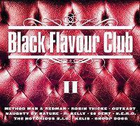 Cover  - Black Flavour Club II