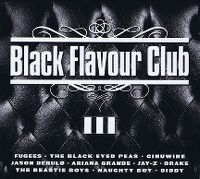 Cover  - Black Flavour Club III