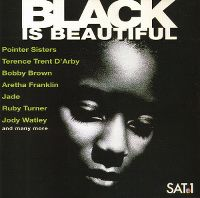 Cover  - Black Is Beautiful