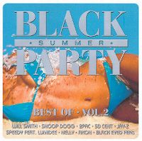 Cover  - Black Summer Party - Best Of - Vol. 2
