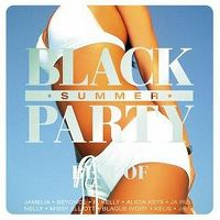 Cover  - Black Summer Party - Best Of
