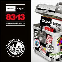 Cover  - Blanco y Negro 83:13 - 30 años de música dance
